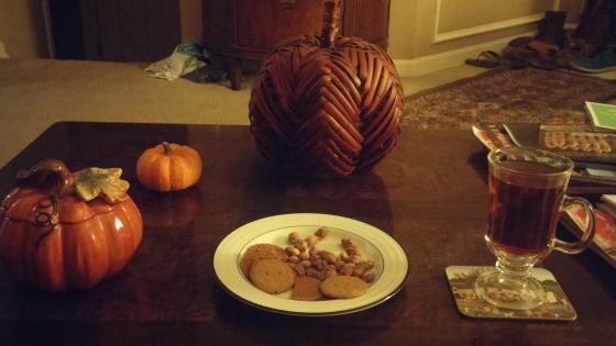 Pumpkin&Snacks