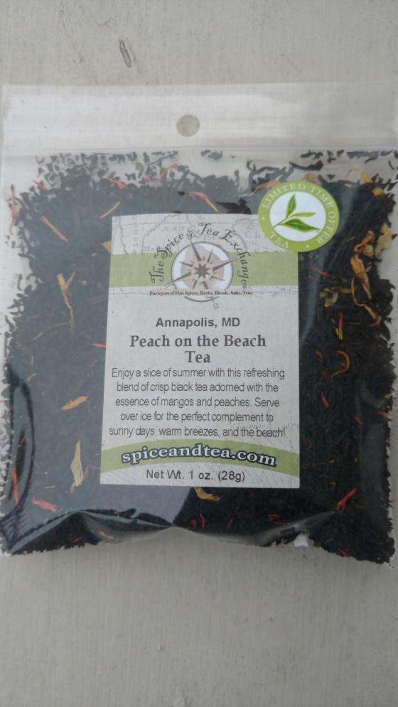 Spice&TeaAnnapolisPeachBeach