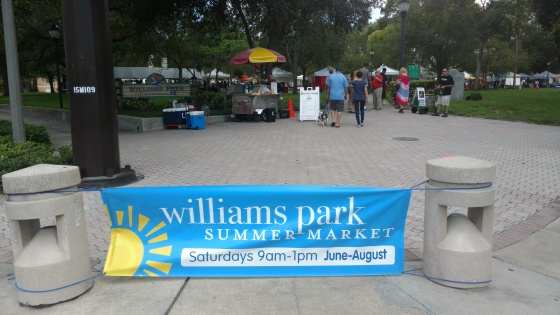 WilliamsParkSummerMarket