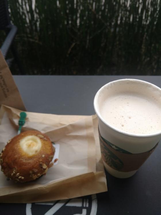 StarbucksChaiPumpkinMuffin