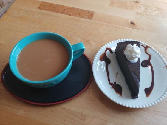 MasalaChai&ChocolateCake