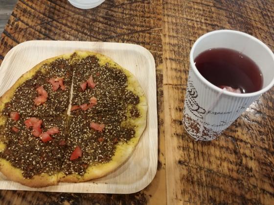 SyrianaCafeTea&Pizza