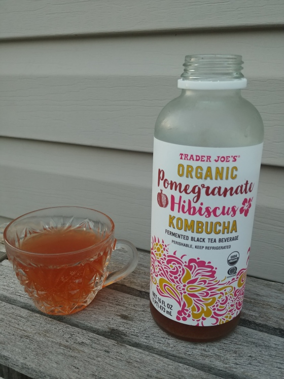 PomegranateHibiscusKombuchaGlass